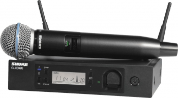 <span>LOCATION</span> SHURE BETA-58 HF